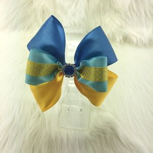 Handmade Princess Hair bow Ribbon